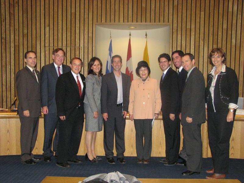 2009-09-29 Councillor Masako Awata from Toyoyama Japan 015 (1)