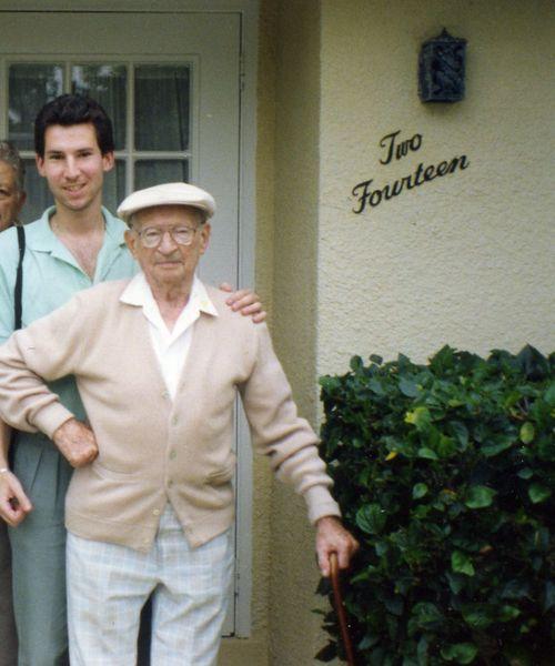 Grandpa Lew