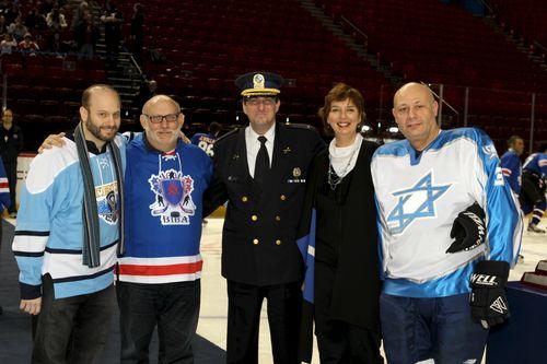 HockeyOpening ceremony