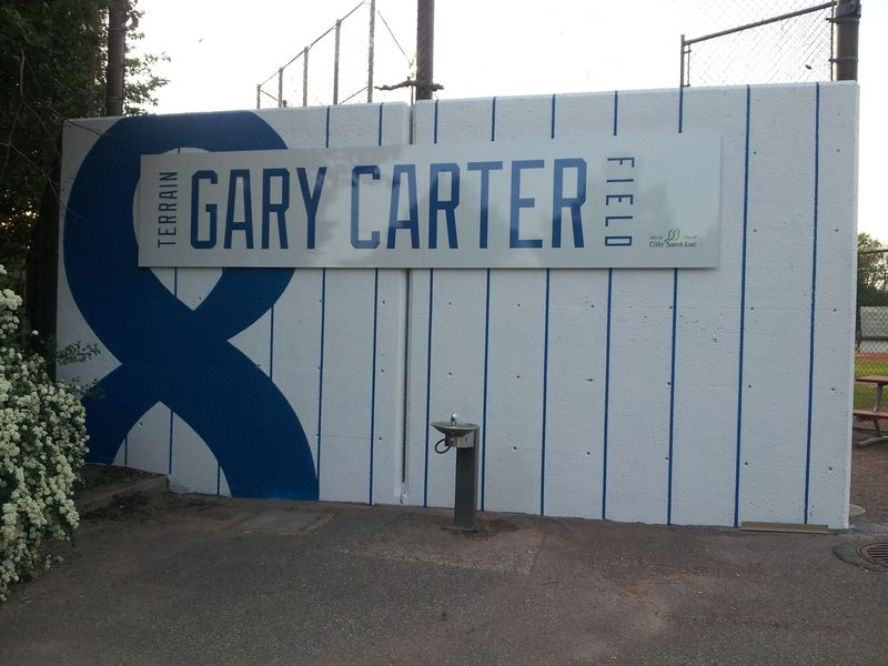 Gary Carter Field