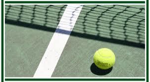 Tennisballcourt