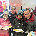 Winter Carnival Pancakes