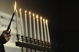 Candles Yom