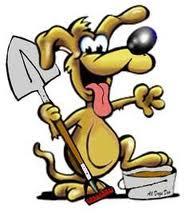 Dogshovel