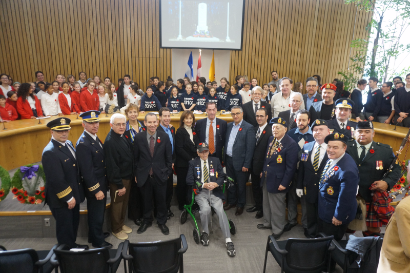 2017-11-10 Remembrance Day Ceremony in CSL 044