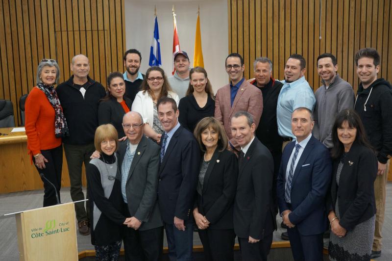 2018-12-13 Harold Cammy retirement gathering in mayor's office 013