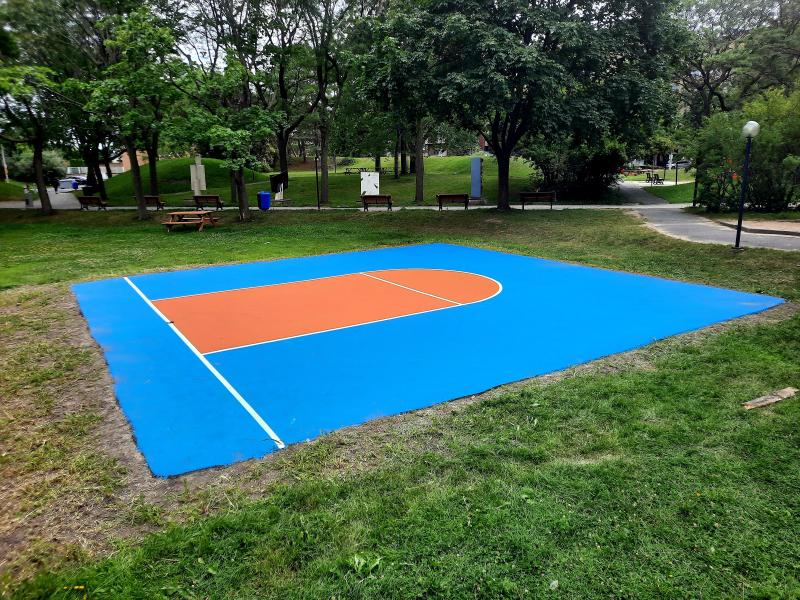 Half Court